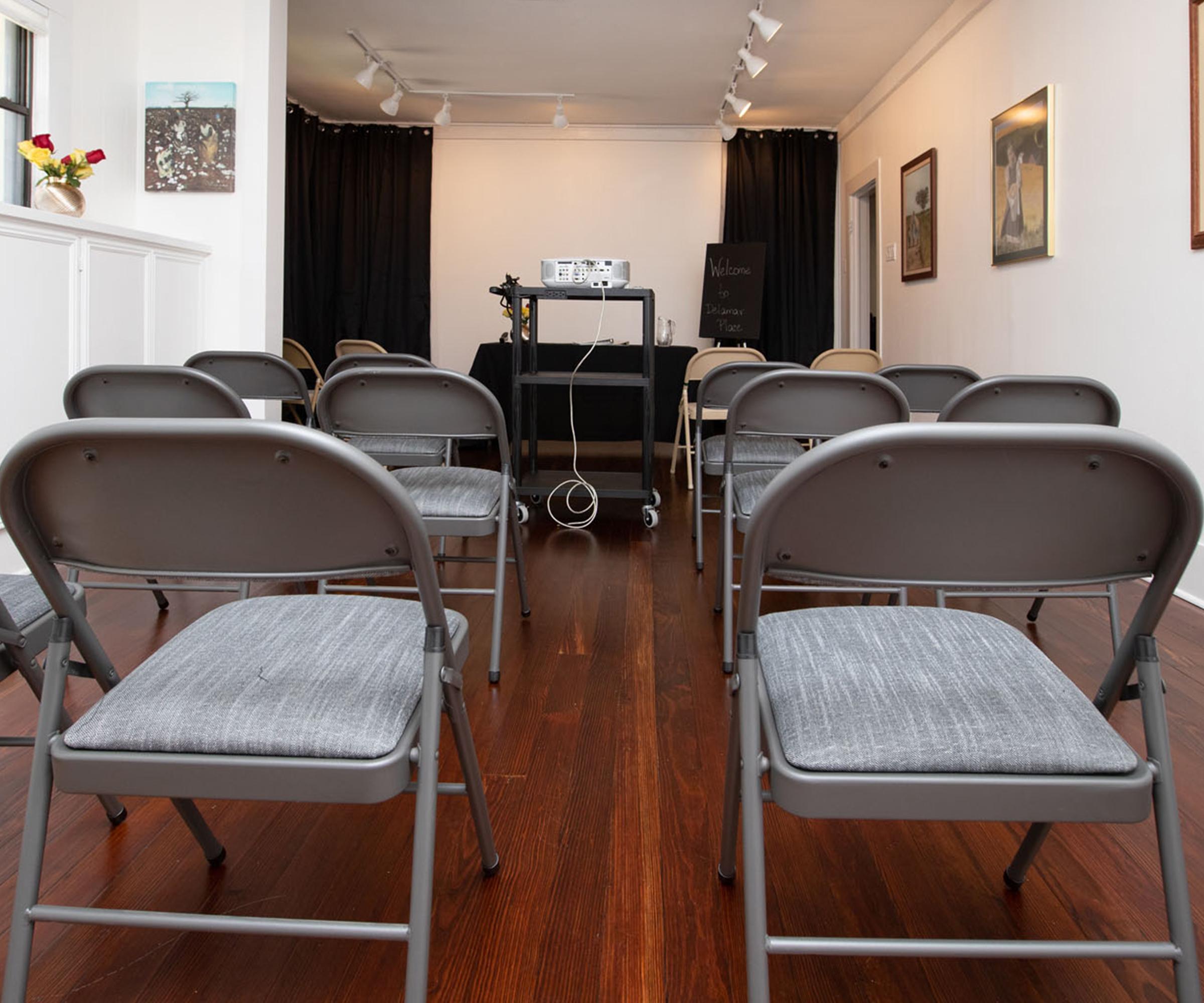 Delamar Place Meeting Space